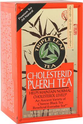 Cholesterid-Pu-Erh-product