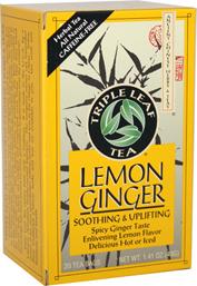 Lemon Ginger category